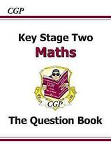 KS2 Maths Question Book by CGP Books (Paperback, 2008)