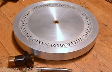 Vintage part for DIYer, Turntable bearing and platter for do it yourself