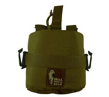 Hill People Gear 1 qt. USGI Canteen Holster (Coyote Brown) MOLLE/PALS Compatible