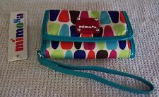 Mimosa by Rosetti GUMMY DROPS Wristlet Wallet MULTI-COLORED ~ NWT $19