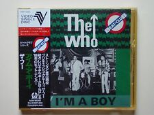 The WHO (Japan/LASER DISC SINGLE/Sealed!)