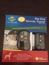 PetSafe PDT00-13411 Big Dog Remote Trainer Collar NEW
