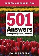 GEORGIA GARDNER' Q and A : 501 Answers to Frequently Asked Questions BRAND NEW