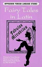 Fairy Tales in Latin: Fabulae Mirabiles (Latin Edition) by Barocas, Victor