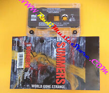 MC ANDY SUMMERS World gone strange 1991 italy PRIVATE 411 940 no cd lp vhs dvd