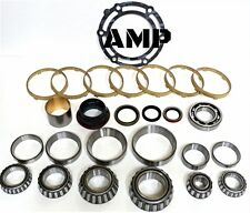 New Venture NV5600 transmission master bearing seals synchronizer ring kit