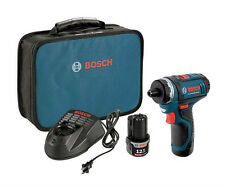 Bosch PS21-2A 12-Volt Max Cordless Lithium-Ion 2-Speed Pocket Drill Driver Kit