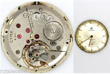 CYMA  CYMAFLEX original watch movement R.484 for parts   (2856)