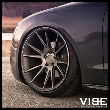 "20"" NICHE VICENZA MACHINED CONCAVE WHEELS RIMS FITS HYUNDAI GENESIS COUPE"