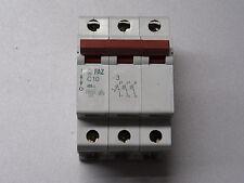 Moeller Sicherungsautomat C10  400V / 10A