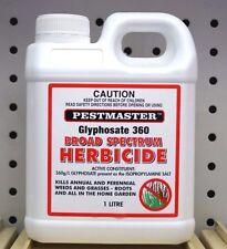 PESTMASTER GLYPHOSATE 360 HERBICIDE 1LTR