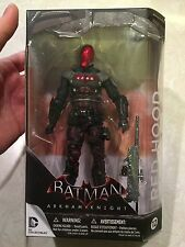 DC Collectibles Arkham Knight Red Hood Batman Action Figure BRAND NEW