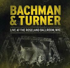 Bachman & Turner - Live at the Roseland Theatre [New CD]