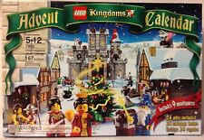 Lego Kingdoms 7952 Castle Advent Calendar 2010 - 167 pcs / 9 mini figures - NEW