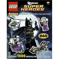 LEGO® Batman Ultimate Sticker Collection LEGO® DC Universe Super Heroes by DK (2