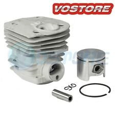 44mm Cylinder Piston Ring Assembly Kit for Husqvarna 350 346 351 353 Chainsaws