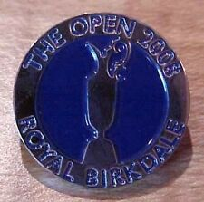2008 BRITISH OPEN (Royal Birkdale) GOLF BALL MARKER