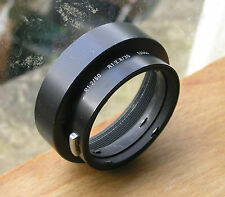 Leica Leicaflex R slr lens hood genuine for  50mm & 35mm lens  german made 12564