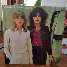 CHEAP TRICK-HEAVEN TONIGHT-EPIC-JE 35312-ULTRA RARE COPY OF THIS GREAT LP-PROMO