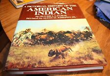 A Pictorial History of the American Indian  LaFarge