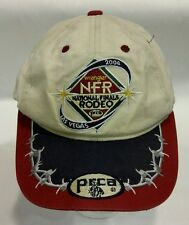 Youth Wrangler 2004 - 46th Annual National Finals Rodeo Las Vegas Ball Cap Hat