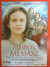 David Burke Adam Greaves-Neal Sean Bean - The Young Messiah - Polish promo FLYER