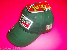 DALE EARNHARDT JR # 88 MOUNTAIN DEW / AMP ENERGY NASCAR WINNER CIRCLE HAT  H 1