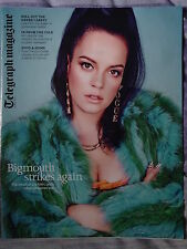 Lily Allen  - Telegraph magazine April 2014