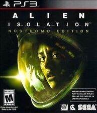 NEW PS3 Alien: Isolation Nostromo edition video game (Sony PlayStation 3, Sega)