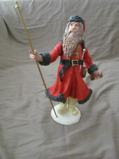 "Duncan Royale 12"" Santa Claus Victorian Figurine w/Original Box & Packaging EUC"