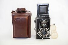 SERVICED Flexaret III Czech Meopta TLR Camera Rolleiflex Working IV PRONTOR II