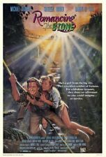 "ROMANCING THE STONE Movie Poster [Licensed-NEW-USA] 27x40"" Theater Size Douglas"