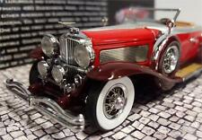 1929 Duesenberg Model J Torpedo Convertible Coupe Boat by Minichamps   437150430