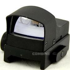 Mini Tactical Compact Holographic Reflex Micro Red Dot Sight Scope Rifle&Pistol