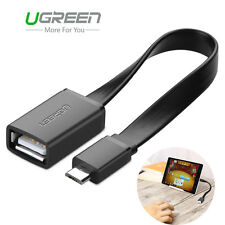 Ugreen Micro USB OTG Cable Adapter for Samusung S7 S6 Tablet LG Sony HTC Andriod