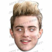 John Jedward Celebrity Cardboard Mask - Single