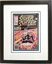 SILVER SURFER #15 COVER Color Key Film w/Cert. of Authenticity by Marvel RON LIM