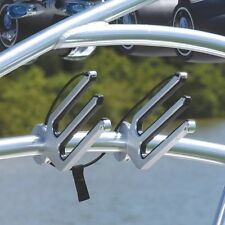 "YAMAHA AR230 AR240 1 7/8"" ROUND SIDE BARS ON TOWER BASIC WAKEBOARD HOLDER RACK"