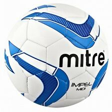 Mitre IMPEL MIDI FOOTBALL size 2 White/Blue