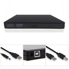 USB 2.0 Mobile External DVD-ROM Player Reader Optical Drive For PC Mac Laptop