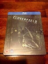 CLOVERFIELD BLU RAY STEELBOOK - NEW/SEALED