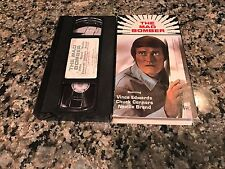 The Mad Bomber Rare VHS! Obscure Self Righteous Psychotic Horror! Tourist Trap