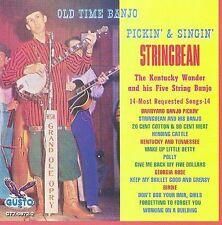 ~COVER ART MISSING~ Stringbean CD Old Time Banjo Pickin' & S
