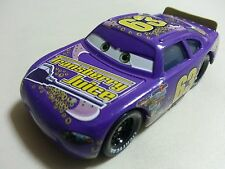 Mattel Disney Pixar Cars No.63 Transberry Juice Toy Car 1:55 Loose New In Stock