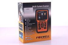 Foxwell NT510 Tiefendiagnose alle Steuergeräte für Volvo KFZ, Kodierfunktion