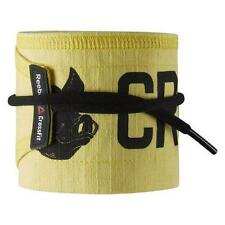 Reebok CrossFit Soft Wrist Wraps - 2 pieces - Yellow Spark AJ6630
