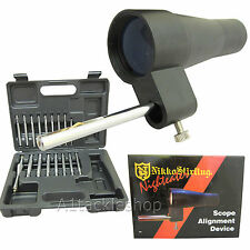 Nikko Stirling Shot Saver Combo Bore Sighter Telescopic Sight Scope Zero Tool