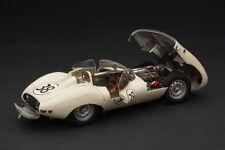 1958 Exoto Jaguar D-Type 'Short Nose' RLG89006 Free Shipping