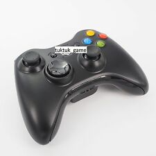 Wireless Controller for XBOX 360 Shock Vibration Gamepad Black New