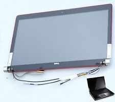 "ORIGINAL DELL HD READY DISPLAY KOMPLET 16"" 40,64 CM STUDIO XPS 16 RED O216"